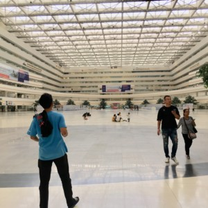 タイの90days notify(90日毎の居住申告)にイミグレーションに行ってきた。楽しかった。
