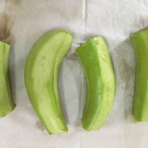 粕漬物を作って見た。自家製野菜マクワヤーオ(青ナス)