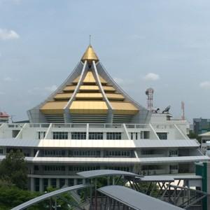 タイでBTS(都市鉄道網・モノレール)の延伸区間に乗ってみた。何とただ(無料)。