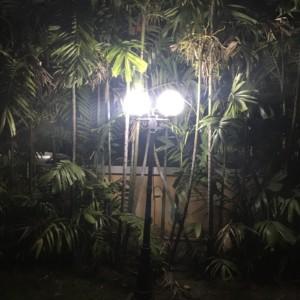 タイで漏電対策。地中配線から空中配線へ(1)